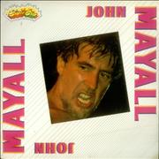 Click here for more info about 'John Mayall - John Mayall'