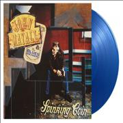 Click here for more info about 'John Mayall - Spinning Coin - Transparent Blue Vinyl - Sealed'