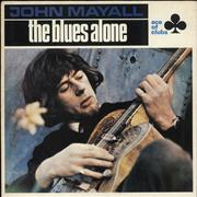 Click here for more info about 'The Blues Alone'