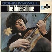 Click here for more info about 'John Mayall - The Blues Alone'