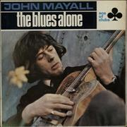 Click here for more info about 'John Mayall - The Blues Alone - EX'