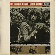 Click here for more info about 'John Mayall - The Diary Of A Band - WOS'