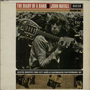 Click here for more info about 'John Mayall - The Diary Of A Band Volume One - Mono - VG'
