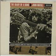 Click here for more info about 'John Mayall - The Diary Of A Band Volume One'