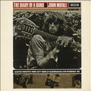 Click here for more info about 'John Mayall - The Diary Of A Band Volume One - 1st'