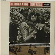 Click here for more info about 'John Mayall - The Diary Of A Band Volume Two - 1st'