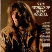 Click here for more info about 'John Mayall - The World Of John Mayall - EX'