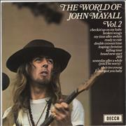 Click here for more info about 'John Mayall - The World Of John Mayall Vol. 2'