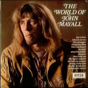 Click here for more info about 'John Mayall - The World Of John Mayall'