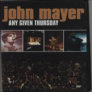 Click here for more info about 'Any Given Thursday'