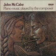Click here for more info about 'John McCabe - Piano Music Played By The Composer'