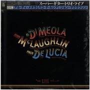 Click here for more info about 'John McLaughlin, Al DiMeola & Paco De Lucia - Friday Night In San Francisco - Top Obi'