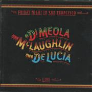 Click here for more info about 'John McLaughlin, Al DiMeola & Paco De Lucia - Friday Night In San Francisco'