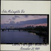 Click here for more info about 'John McLaughlin - Live At The Royal Festival Hall, November 27, 1989'