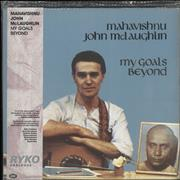 Click here for more info about 'John McLaughlin - My Goals Beyond - Clear Vinyl'