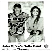 Click here for more info about 'John McVie - John McVie's Gotta Band With Lola Thomas'