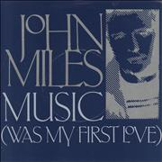 Click here for more info about 'John Miles - Music (Was My First Love)'