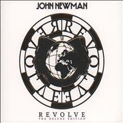 Click here for more info about 'John Newman - Revolve - The Deluxe Edition'