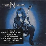 Click here for more info about 'John Norum - Face The Truth'