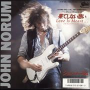 Click here for more info about 'John Norum - Love Is Meant ... (To Last Forever)'