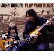 Click here for more info about 'John Norum - Play Yard Blues'
