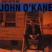 Click here for more info about 'John O'Kane - Stay With Me'