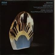 Click here for more info about 'John Ogdon - Mennin: Piano Concerto / Yardumian: Passacaglia, Recitatives and Fugue'