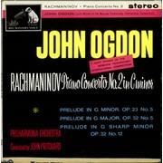 Click here for more info about 'John Ogdon - Rachmaninov: Piano Concerto No. 2 In C Minor - 1st'