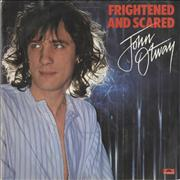 Click here for more info about 'John Otway - Frightened And Scared'