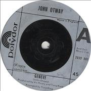 Click here for more info about 'John Otway - Geneve'
