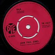 Click here for more info about 'John Paul Jones - Baja'