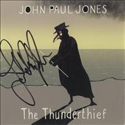 Click here for more info about 'John Paul Jones - The Thunderthief - Autographed'