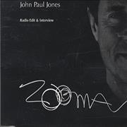 Click here for more info about 'John Paul Jones - Zooma Radio Edit & Interview'