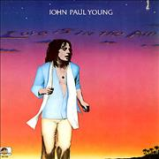 Click here for more info about 'John Paul Young - Love Is In The Air'