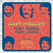 Click here for more info about 'John Phillips - Many Mamas Many Papas'