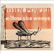 Click here for more info about 'John Power - Willow She Weeps + Obi'
