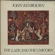 Click here for more info about 'John Renbourn - The Lady And The Unicorn - 2nd'