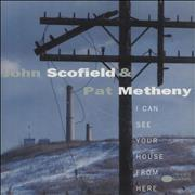 Click here for more info about 'John Scofield - I Can See Your House From Here'