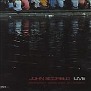Click here for more info about 'John Scofield - Live'