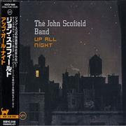 Click here for more info about 'John Scofield - Up All Night'