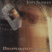 John Sloman Disappearances Can Be Deceptive... UK vinyl LP