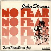 Click here for more info about 'John Stevens - No Fear'