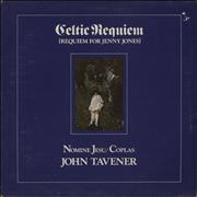 Click here for more info about 'John Tavener - Celtic Requiem - EX'