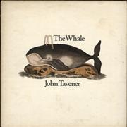 Click here for more info about 'John Tavener - The Whale - 1st - VG'
