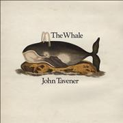 Click here for more info about 'John Tavener - The Whale - 1st - EX'