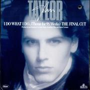 Click here for more info about 'John Taylor - I Do What I Do'