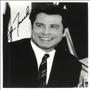 Click here for more info about 'John Travolta - Autographed Photograph'