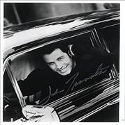 Click here for more info about 'John Travolta - Autographed Publicity Photograph'