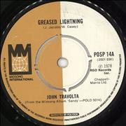 Click here for more info about 'John Travolta - Greased Lightning'