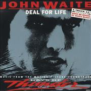 Click here for more info about 'John Waite - Deal For Life'
